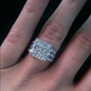 2 Karat Wedding Ring